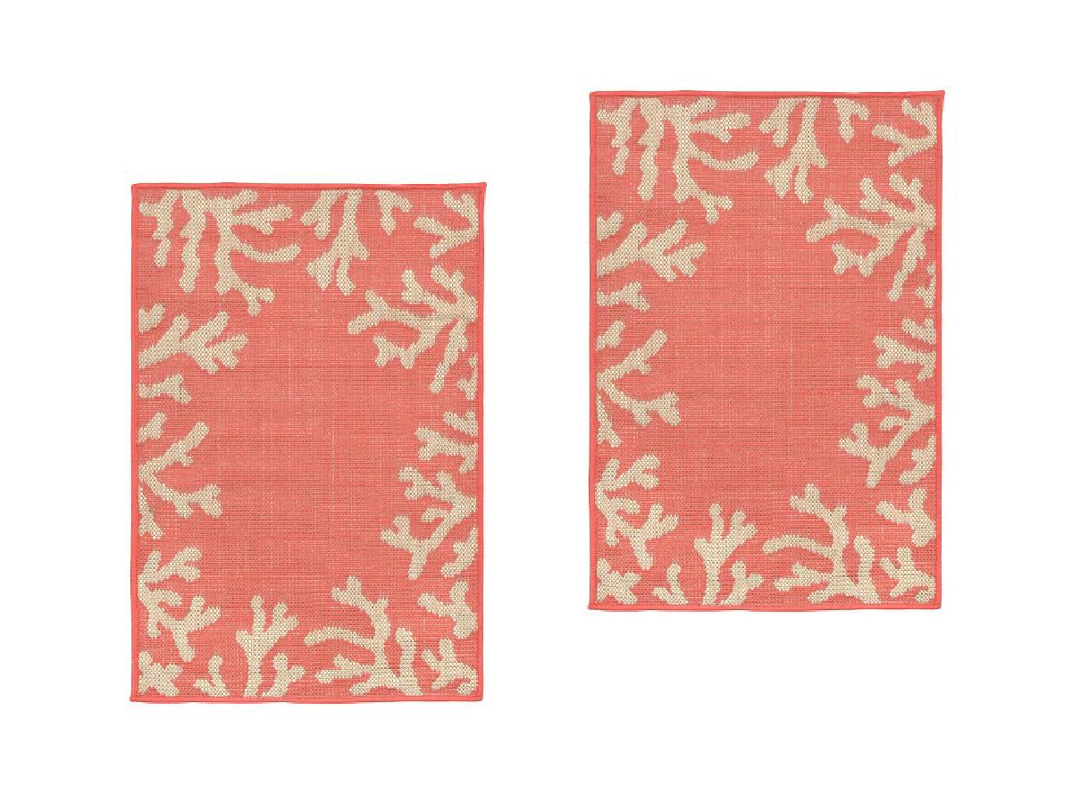 Ângela Pinheiro - Decoração de Interiores - Home Design - Cor do Ano - Coral - Tapetes Coral
