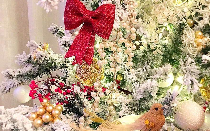 Ângela Pinheiro - Decoração de Interiores - Home Design - Decoração de Interiores - Como decorar uma arvore de Natal