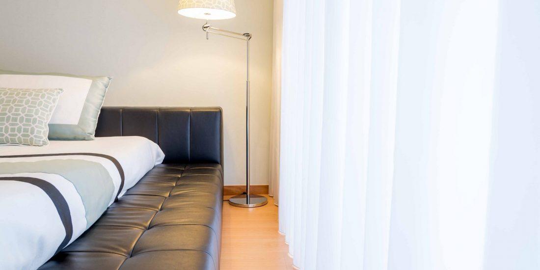 Ângela Pinheiro - Decoração de Interiores - Home Design - Decoração de Interiores - Quarto Black & Green