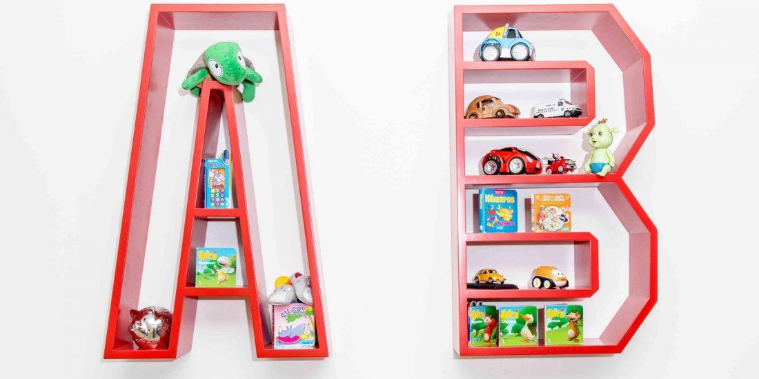 Ângela Pinheiro - Decoração de Interiores - Home Design - Decoração de Interiores - Quarto brincadeiras
