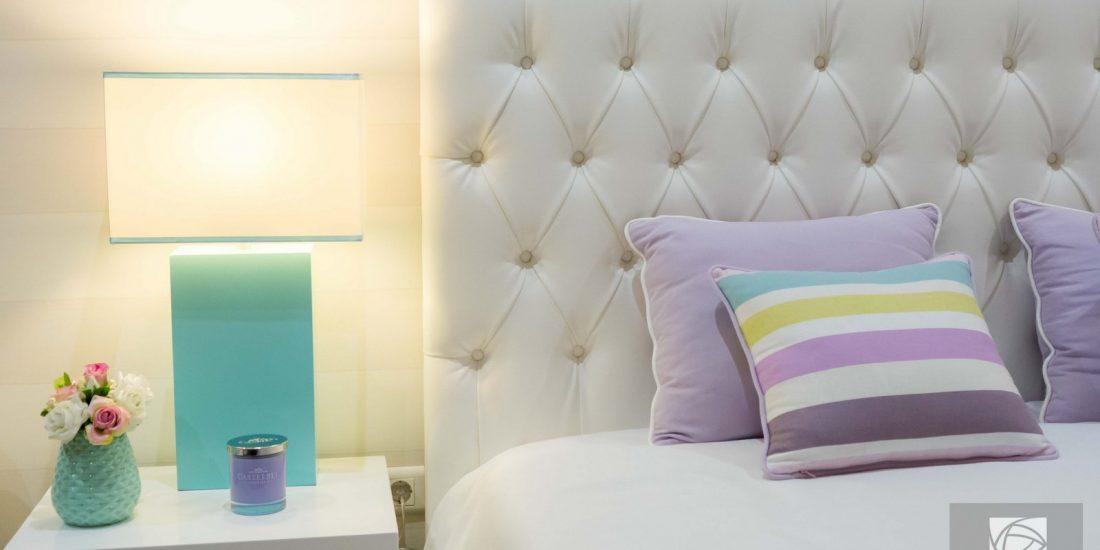 Ângela Pinheiro - Decoração de Interiores - Home Design - Decoração de Interiores - Quarto Daniela