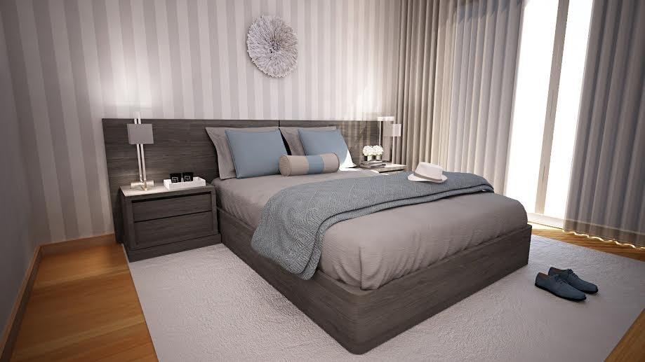 Ângela Pinheiro - Decoração de Interiores - Home Design - Decoração de Interiores - Quarto Masculino