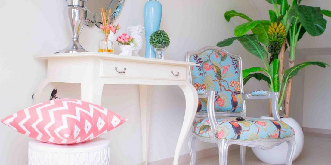Ângela Pinheiro - Decoração de Interiores - Home Design - Decoração de Interiores - Um hall simples e elegante