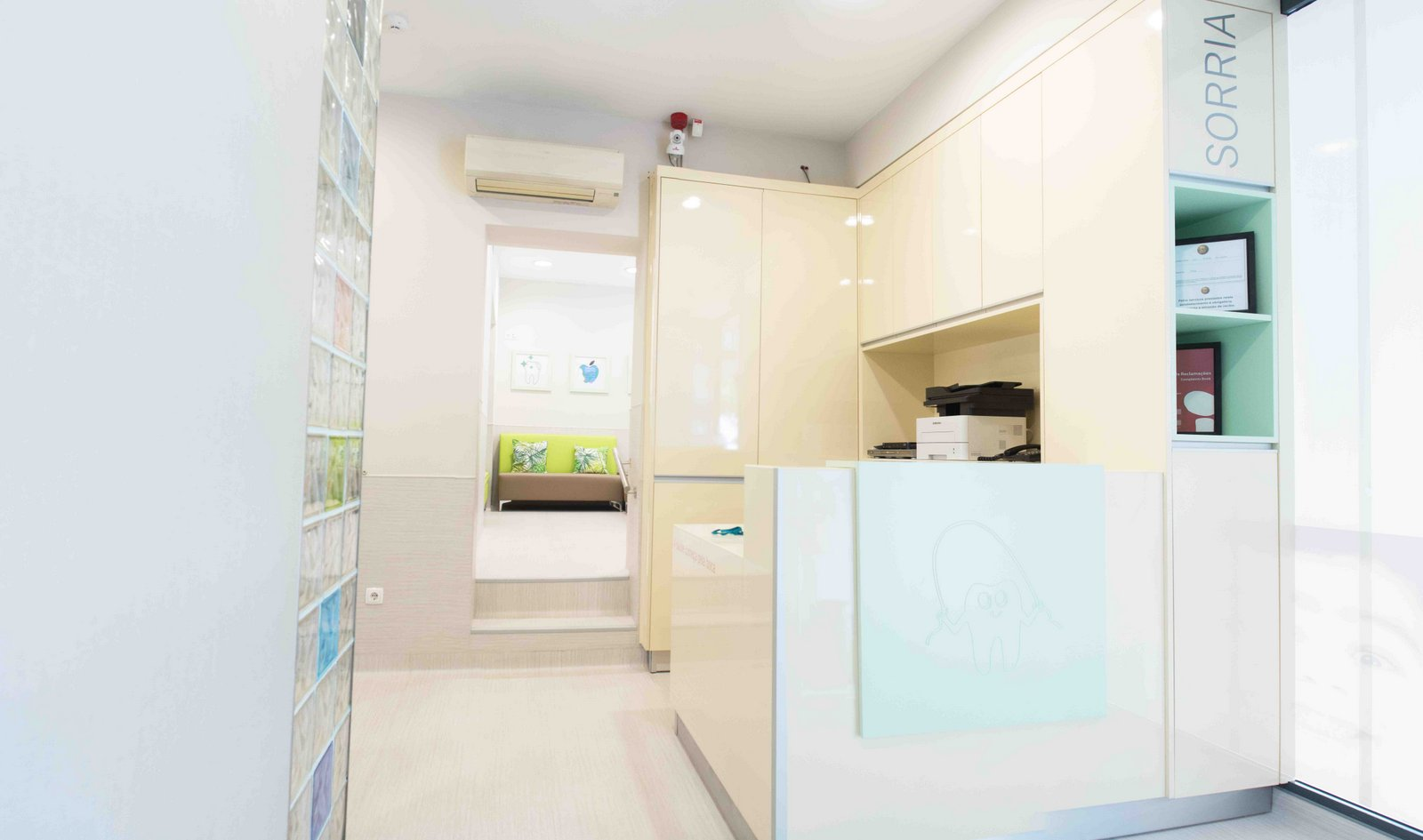 Ângela Pinheiro - Decoração de Interiores - Home Design - Decoração de Interiores - Vamos ao Dentista
