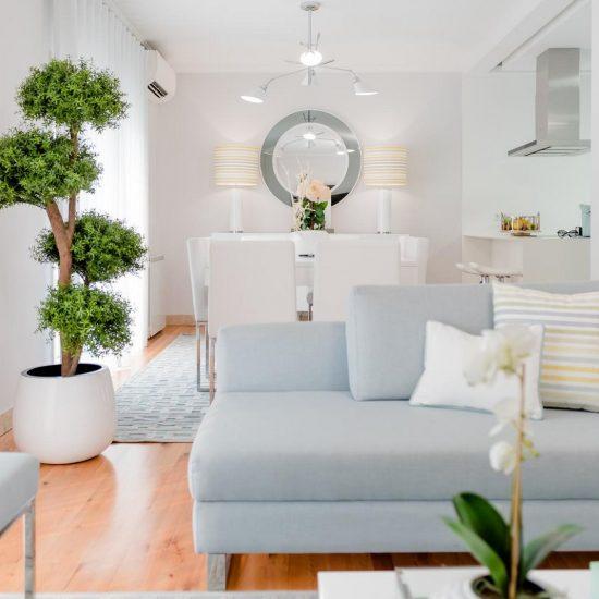 Ângela Pinheiro - Decoração de Interiores - Home Design - Decoração de Interiores - Sala Natural