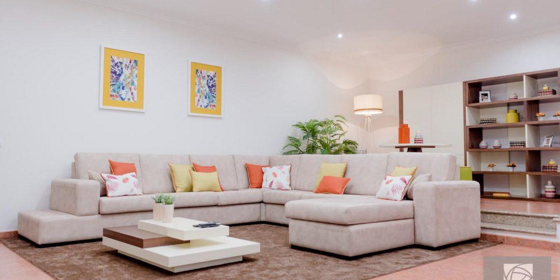 Ângela Pinheiro - Decoração de Interiores - Home Design - Decoração de Interiores - Sala Outono