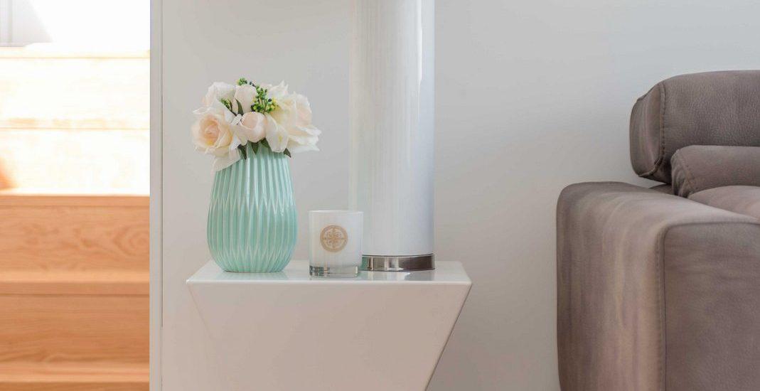 Ângela Pinheiro - Decoração de Interiores - Home Design - Decoração de Interiores - Sala Verde Menta