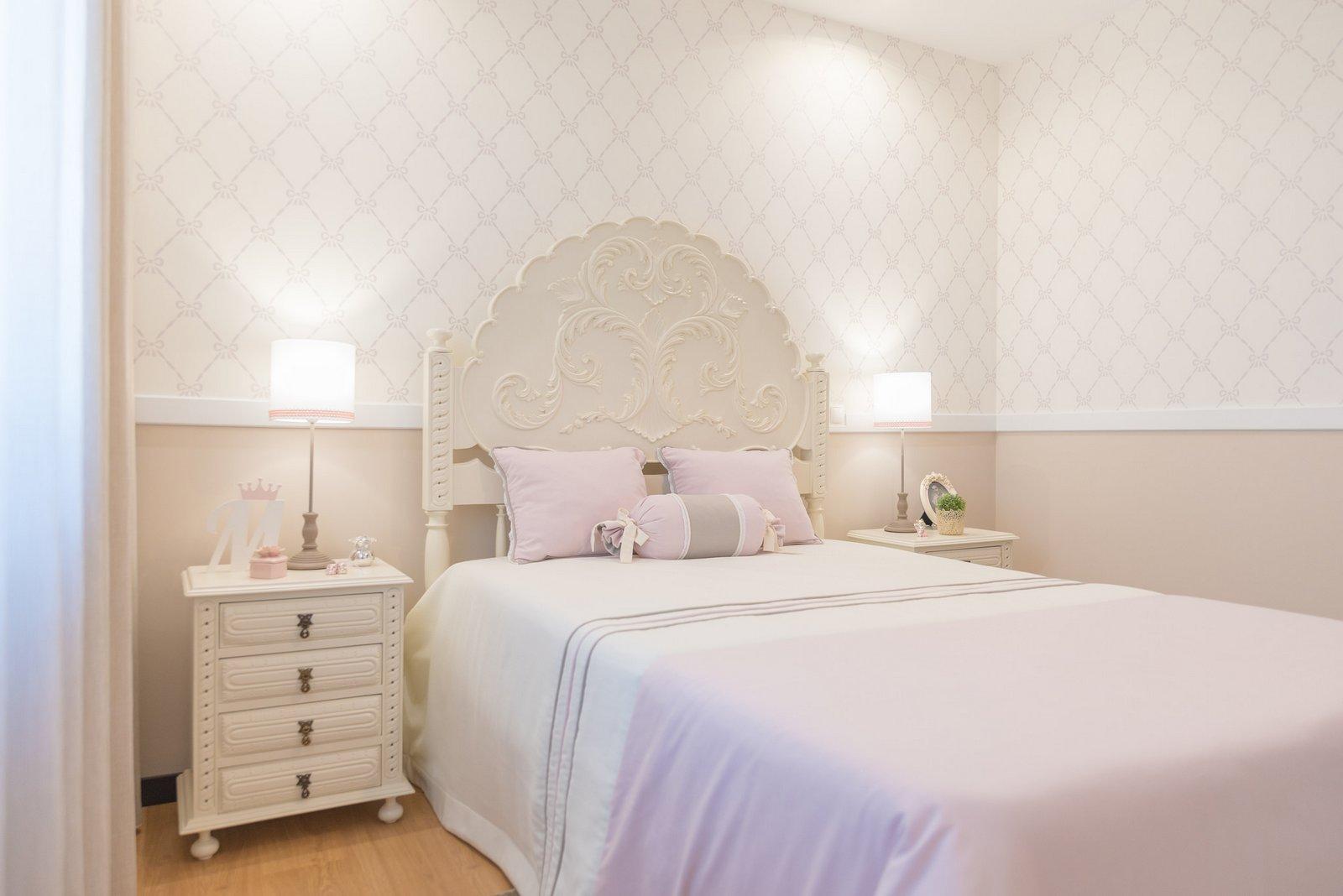 Ângela Pinheiro - Decoração de Interiores - Home Design - Decoração de Interiores - Quarto da Avó