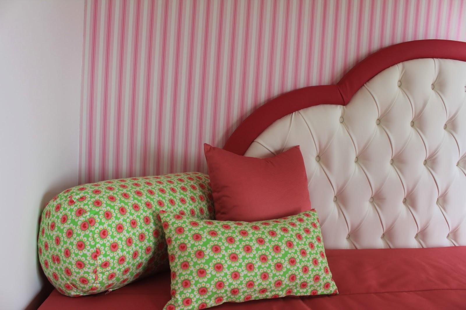 Angela Pinheiro - Home Design - Quartinho de Menina