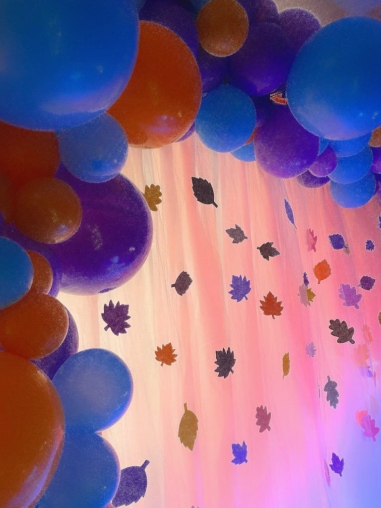decoração de aniversário frozen